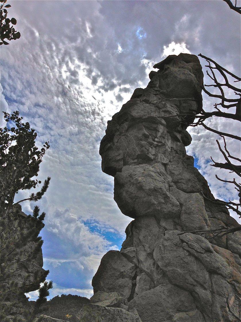rock-spire